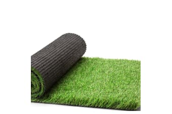 10SQM Artificial Grass Lawn Flooring Outdoor Synthetic Turf Plastic Plant Lawn 4 Tone