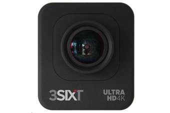 3SIXT Ultra HD WiFi Sports Action Camera 4K - M685
