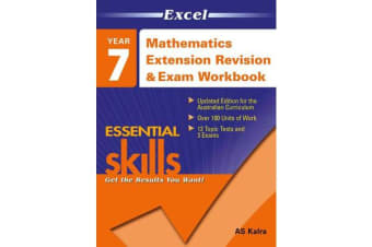 Year 7 Mathematics Revision & Exam - Workbook 2 - Extension