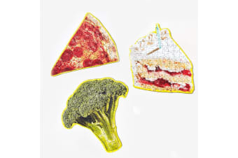 Little Puzzle Thing Food Jigsaw Puzzle 20cm | 3 Varieties! - Birthday Cake