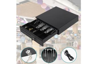 Heavy Duty Electronic Cash Drawer Cash Register POS