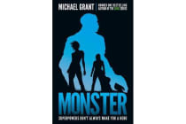 Monster - The GONE series may be over, but it's not the end of the story