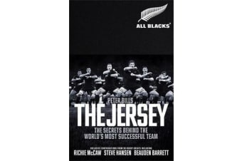 The Jersey - The Secrets Behind the World's Most Successful Sports Team
