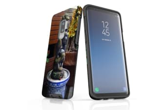 For Samsung Galaxy S9+ Plus Case Armour Cover  The Monkey Pot