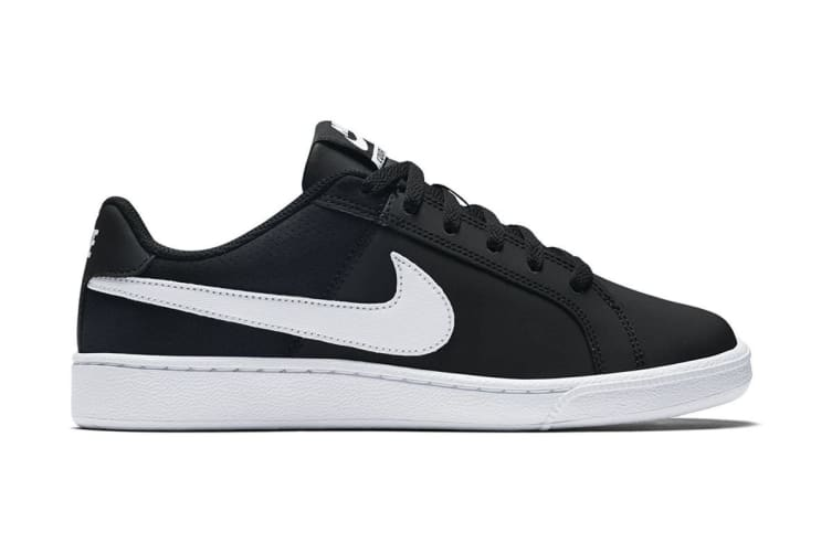 Nike Women's Court Royale Shoe (Black/White, Size 6 US)