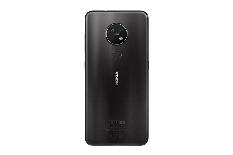 Nokia 7.2 with Android One (128GB, Charcoal)