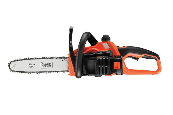 Black & Decker 18V Li-Ion 25cm Chainsaw (GKC1825L20-XE)