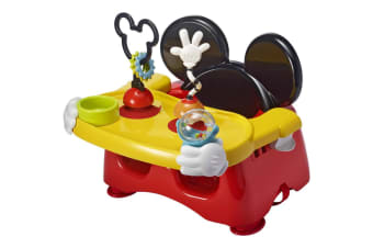 Mickey Mouse Activity Feeding Seat with Toys