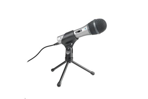 Audio-Technica ATR2100-USB Handheld Cardioid Dynamic USB/XLR Microphone