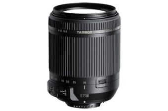 New Tamron 18-200mm F/3.5-6.3 Di II VC Lens for Nikon (FREE DELIVERY + 1 YEAR AU WARRANTY)