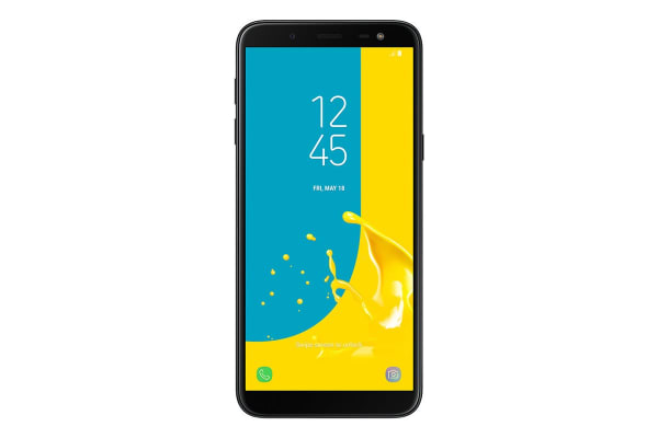 Samsung Galaxy J6 Dual SIM (32GB, Black)