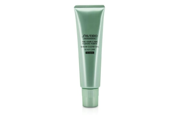 Shiseido The Hair Care Fuente Forte Sebum Clear Gel - # Warm (Scalp Pre-Cleaner) (150g/5oz)