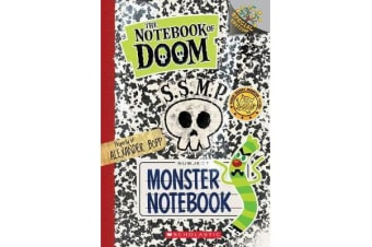 Monster Notebook - A Branches Special Edition (the Notebook of Doom)