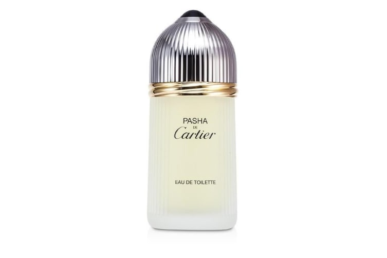 Cartier Pasha De Cartier Eau De Toilette Spray 100ml