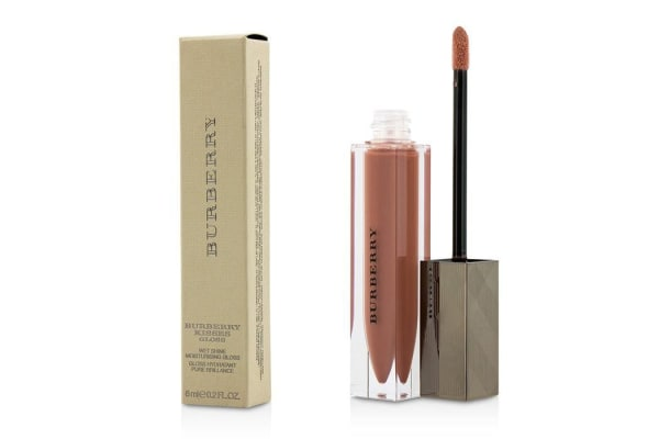 Burberry Burberry Kisses Wet Shine Moisturising Gloss - # No. 21 Cameo Nude (6ml/0.2oz)