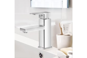 Cefito Basin Mixer Tap Faucet Bathroom Vanity Counter Top Standard Brass WELS Si