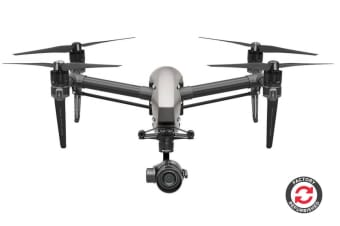 DJI Inspire 2 Drone Combo with Zenmuse X5S - Official DJI Refurbished