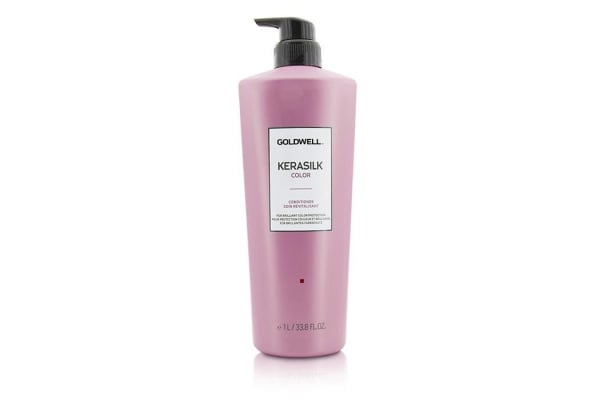 Goldwell Kerasilk Color Conditioner (For Color-Treated Hair) (1000ml/33.8oz)