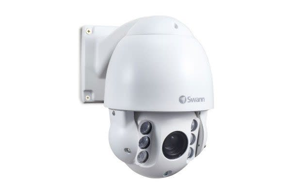 Swann Day and Night HD Pan-Tilt-Zoom Camera with 10X Optical Zoom (SWPRO-A852PTZ)