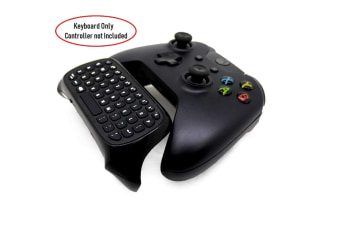 Chatpad for Xbox One, Lyyes Xbox One Keyboard Wireless Game Message 2.4Ghz Receiver Keypad for Xbox One Controller