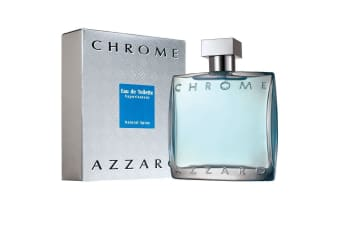 Azzaro Chrome 50ml EDT (M) SP