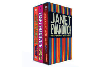 Plum Boxed Set 5 (13,14,15) - Lean Mean Thirteen, Fearless Fourteen, and Finger Lickin' Fifteen