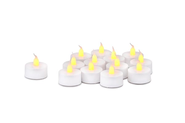 Ovela Set of 60 Flameless LED Tea Light Candles