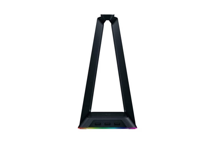 Razer Base Station Chroma Enabled Headset Stand with USB Hub