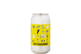Hop Nation Brewing Co. 2018 Chardonnay 375mL Case of 24