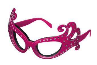 Onion Glasses - 4 Colours -pink