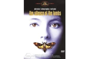 The Silence of Lambs - Rare- Aus Stock DVD PREOWNED: DISC LIKE NEW