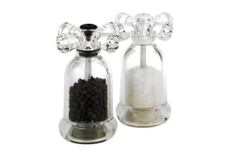 Cole & Mason Salt And Pepper Mills - Tap