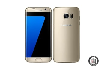 Samsung Galaxy S7 Edge (32GB, Gold) - Australian Model Preowned