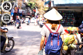 VIETNAM: 9 Day Vietnam Tour Including Flights for Two