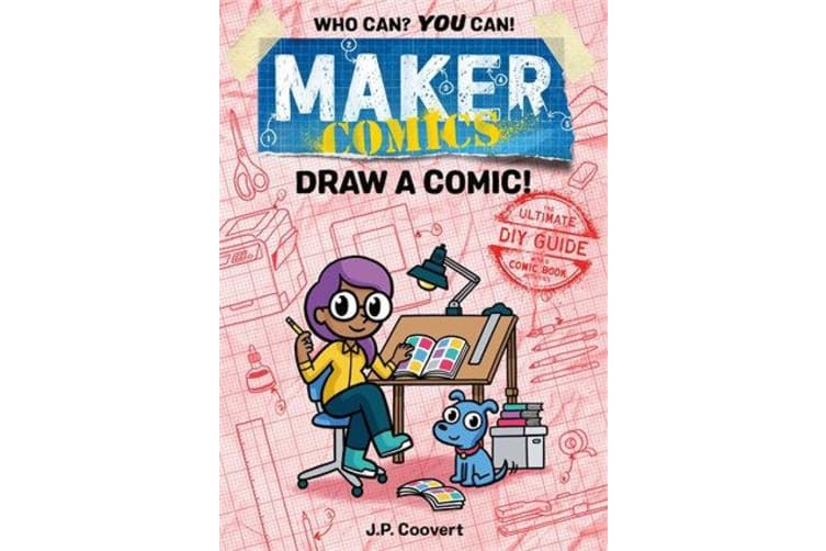 Maker Comics - Draw a Comic!
