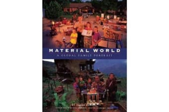 Material World - A Global Family Portrait