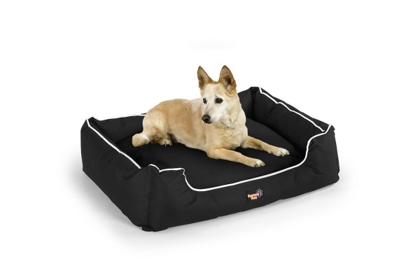 Pawever Pets Heavy Duty Waterproof Dog Bed Large Kogan Com