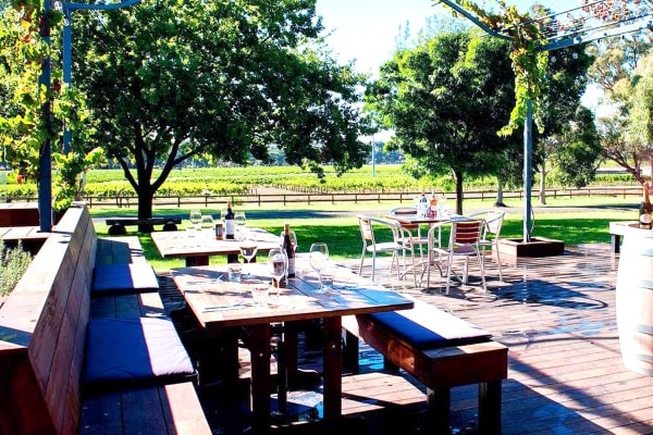 BENDIGO: 1 Night at Balgownie Estate Winery Retreat for Two (Homestead Queen)