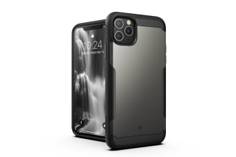 VERTECH Heavy Duty Shockproof Cover for iPhone 11 Pro Max-GunMental