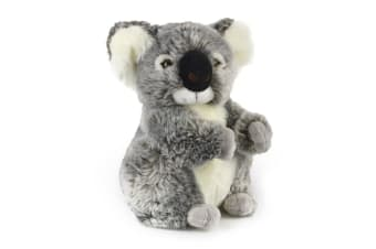 Korimco 21cm Kids/Children Small Koala Kalypso Plush Soft Animal Stuffed Toy GRY