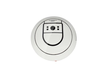 WJS Sweeping Robot Charging Lazy Smart Vacuum Cleaner Sweeping Machine Home Appliances Gifts Home Smart Sweeping Robot-White