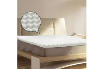 5CM Underlay Foam Egg Crate Mattress Topper Double