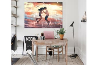 3D Weathering With You 303 Anime Wall Stickers