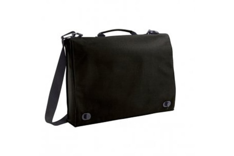 SOLS Unisex Conference Briefcase (Black) (One Size)