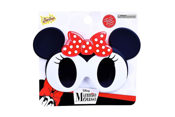 Lil Characters Minnie Mouse Sun-Staches - Dress Up Sunglasses