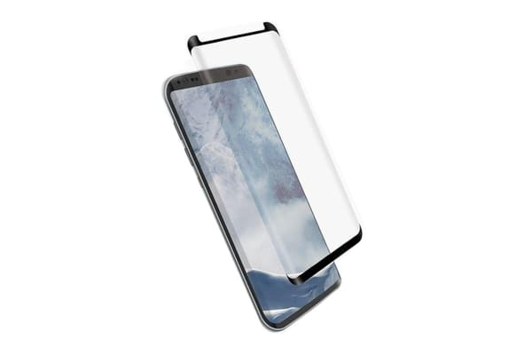 Cygnett RealCurve 3D Glass for Galaxy S9 (CY2421CPTGL)