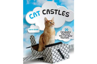 Cat Castles - 20 Cardboard Habitats You Can Build Yourself