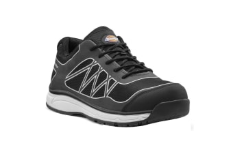 Dickies Mens Phoenix Safety Trainer (Grey/White) (11.5 UK)
