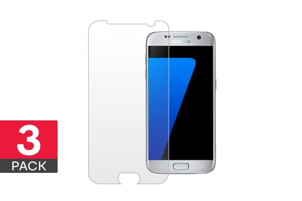 3 Pack Screen Protector for Samsung Galaxy S7