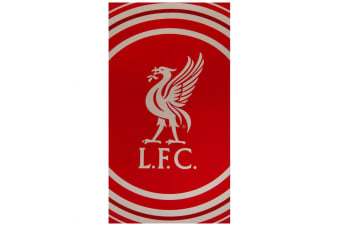 Liverpool FC Pulse Towel (Red/White) (One Size)